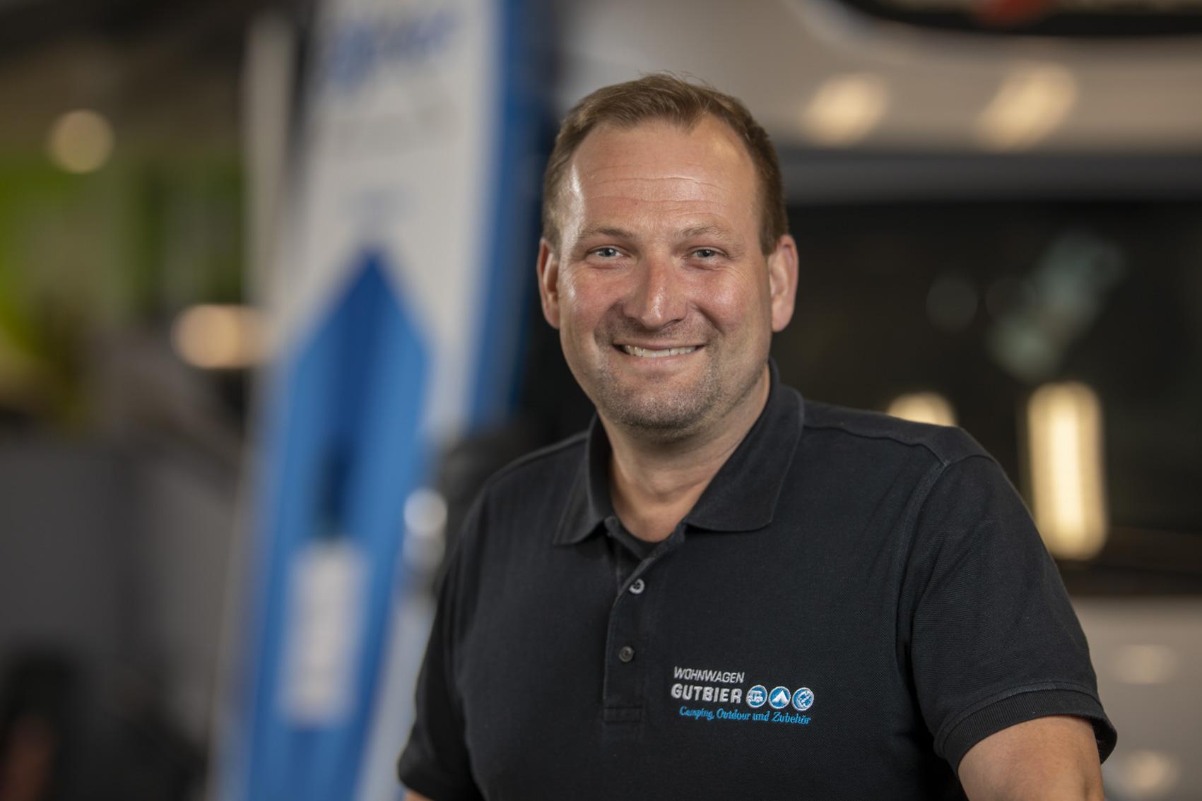 Leif Gutbier | Geschäftsleitung und Verkauf